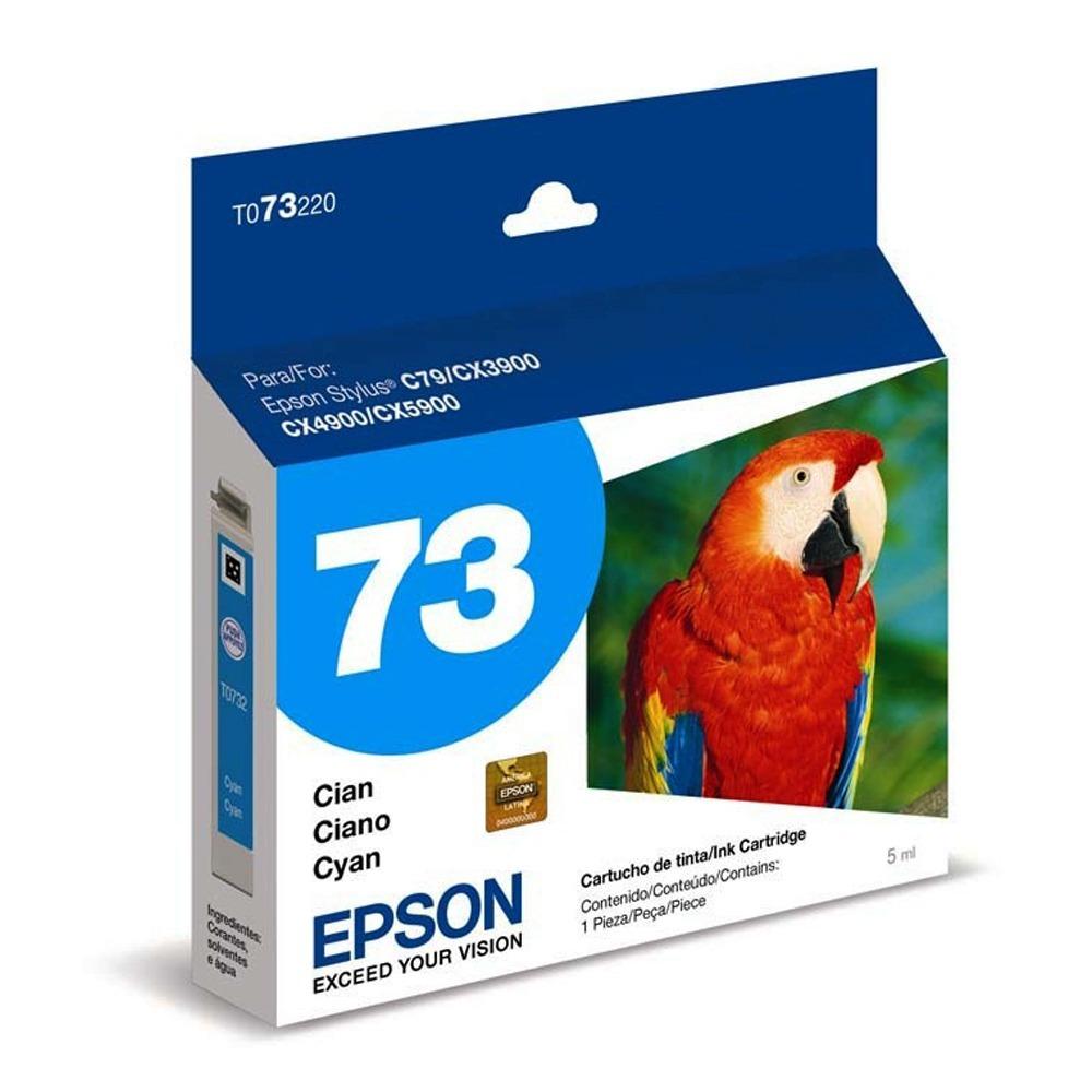 Epson 73-Al Cyan Cx-3900/5600/5900/C79/C92