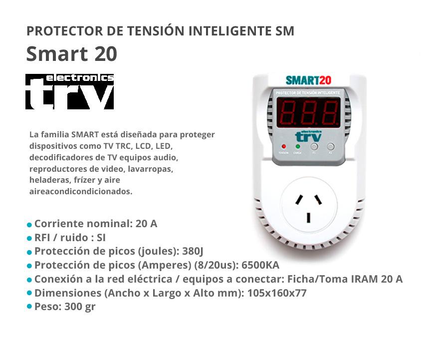 Protector Inteligente Trv Smart 20 Est