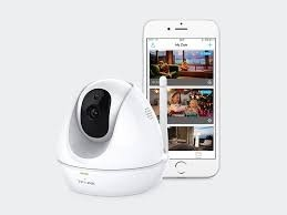 Camara Ip Tp-Link Nc450 Mov Remoto Day/Night Sd Wifi