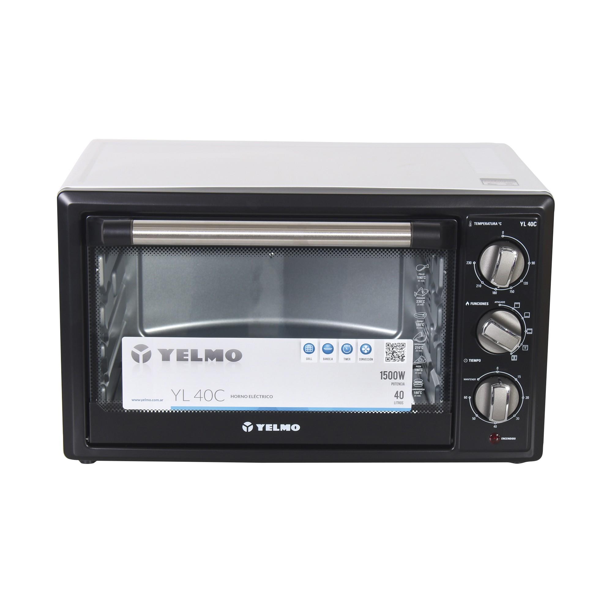 Horno Electrico YELMO YL-40C 40L