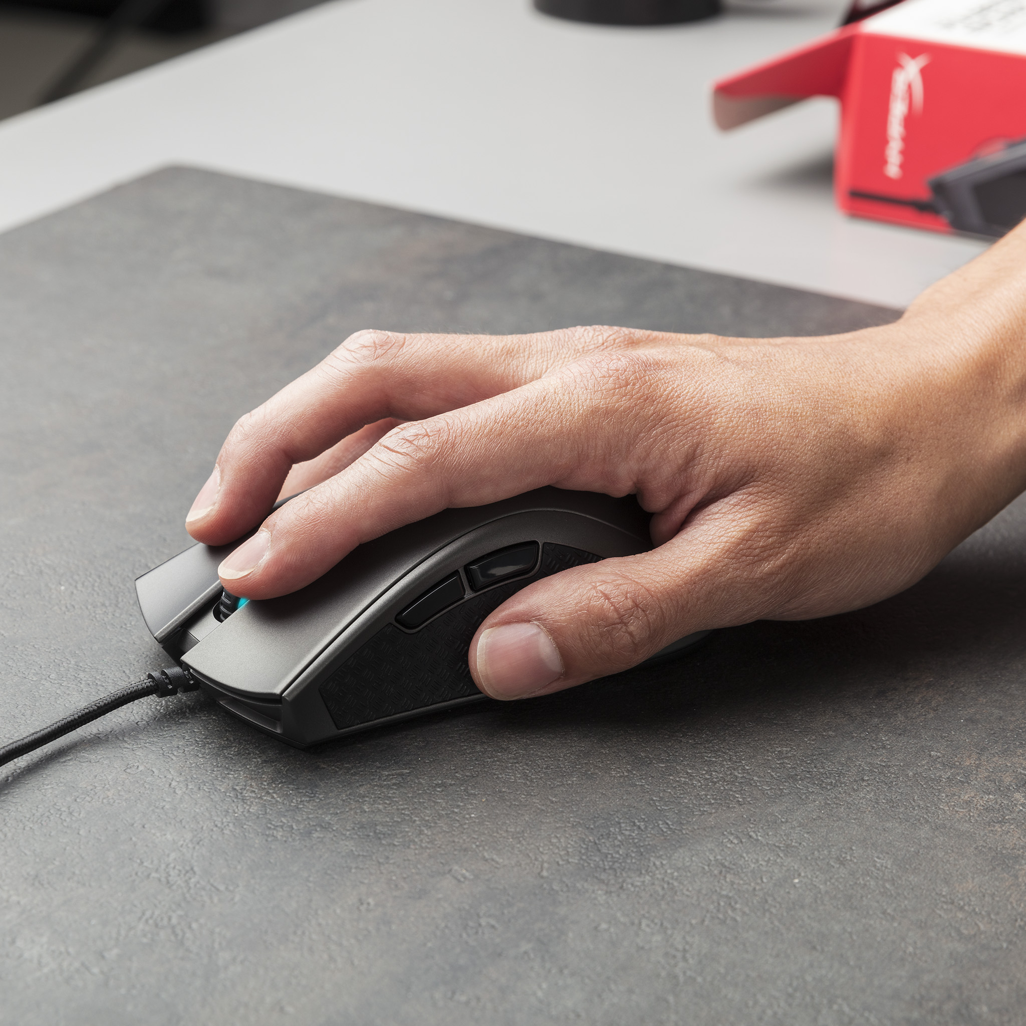 Mouse HyperX Pulsefire FPS Pro 16000DPI RGB