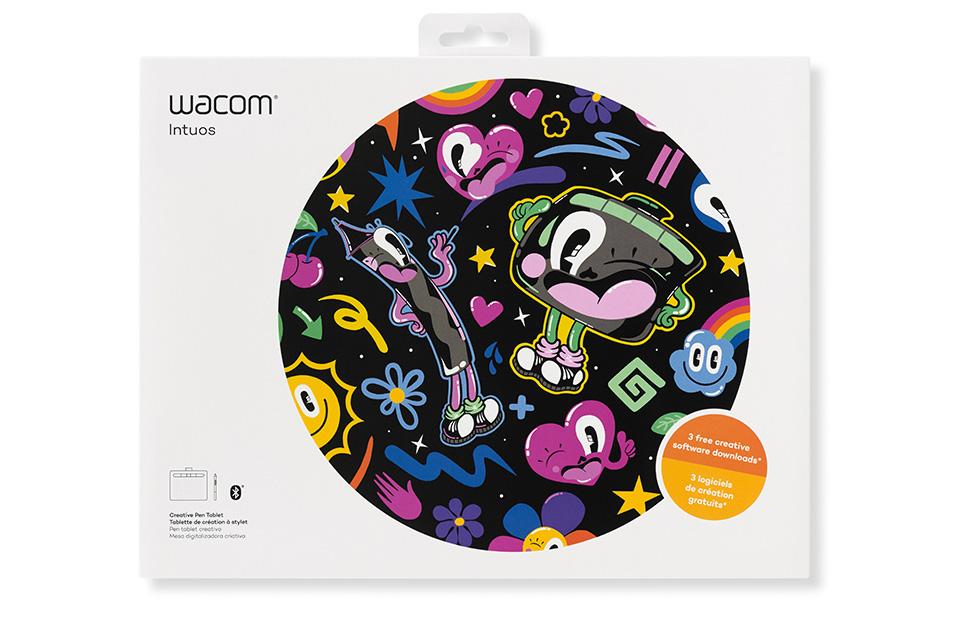Tabla Digitalizadora Wacom CTL 4100 Bluetooth Small Pistacho