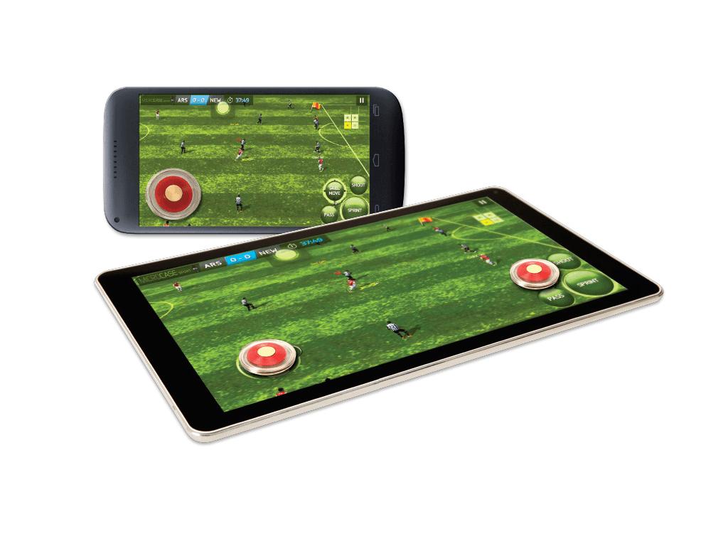 Joystick Dual Game Stick Tablet/Smartphone
