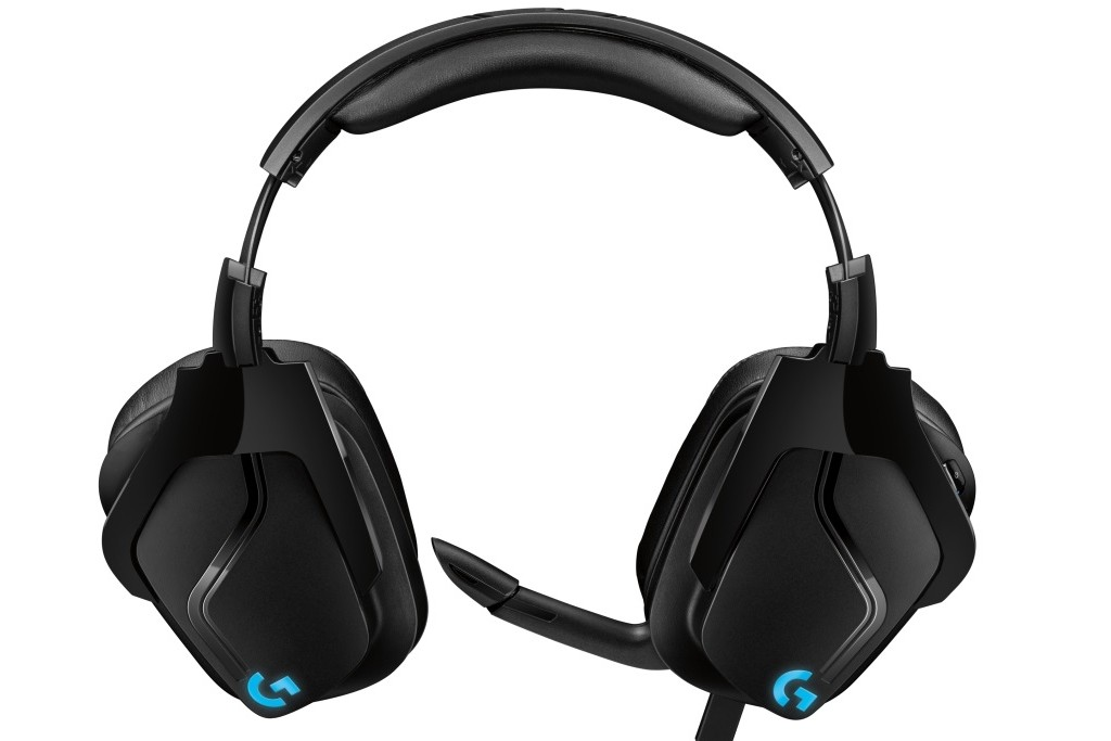 Auriculares Logitech G G935 Lightsync RGB Gaming
