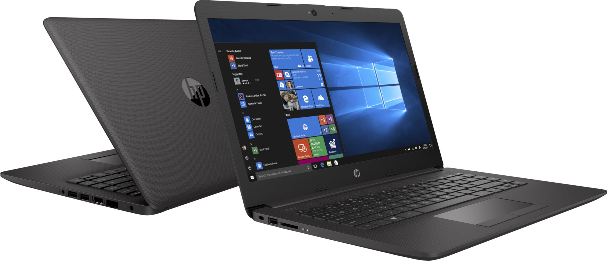 Notebook HP 240 G6 i5 8265 8Gb 1Tb 14