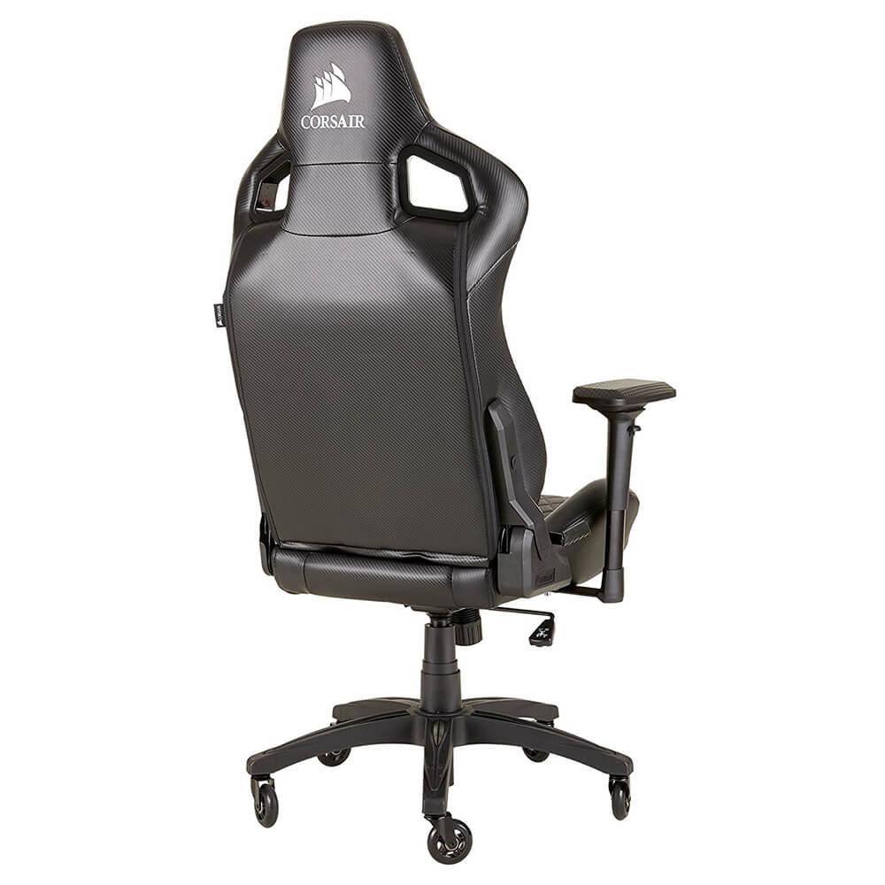 Silla Gamer Corsair T1 Racer Black Black