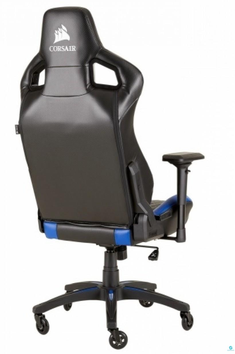 Silla Gamer Corsair T1 Race Black/Blue