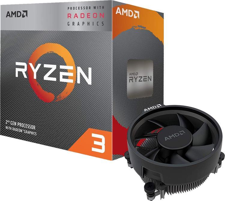 Pc AMD Gamer ZEN Dust Ryzen 3 3200G SSD 240