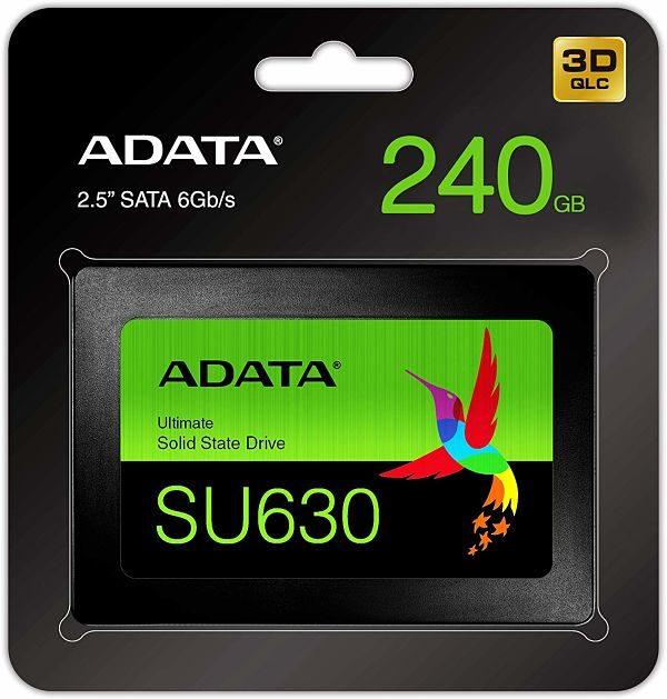 Disco Solido SSD 240Gb Adata Sata III SU630