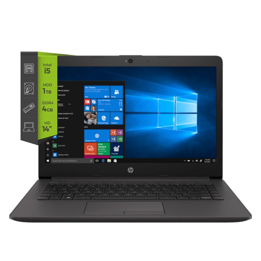 Notebook HP 240 G7 i5 8250u 4G 1Tb 14
