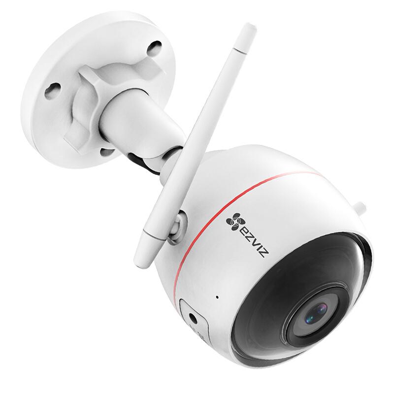Camara IP Hikvision Ezviz Exterior C3W C3HUSKY Wifi