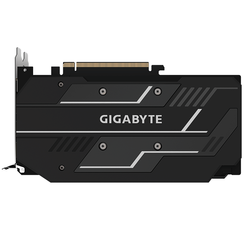 Placa de Video Gigabyte Ati Radeon RX 5500 XT OC 8G