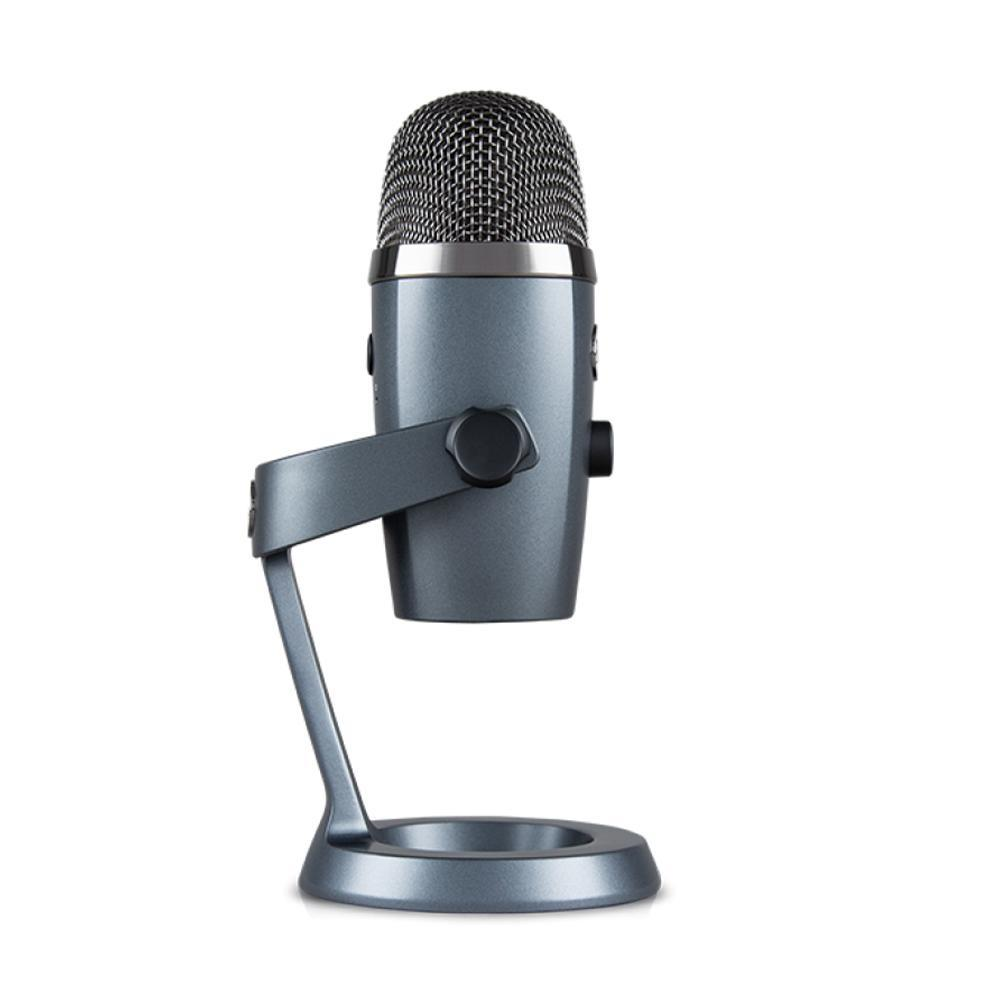 Microfono Logitech Blue Yeti Shadow Grey