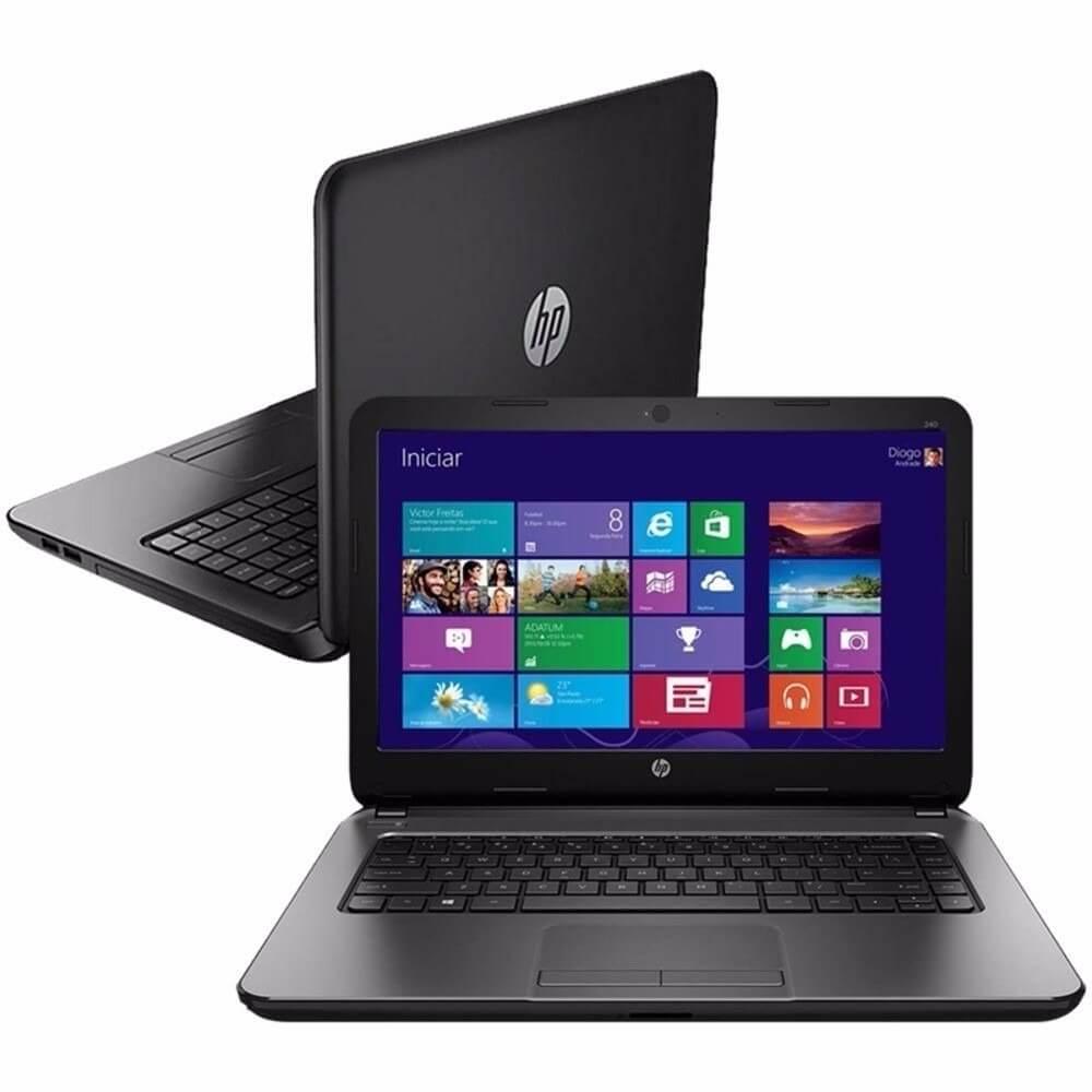 Notebook HP 240 G7 Celeron N4000 4Gb 500Gb 14