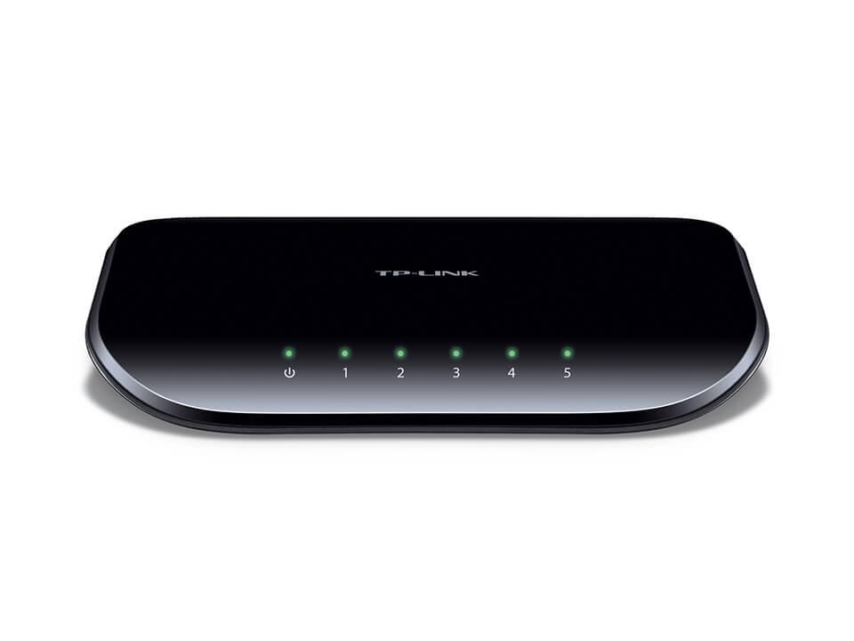 Switch 5p Tp-Link Sg1005d Gigabit 10/100/1000