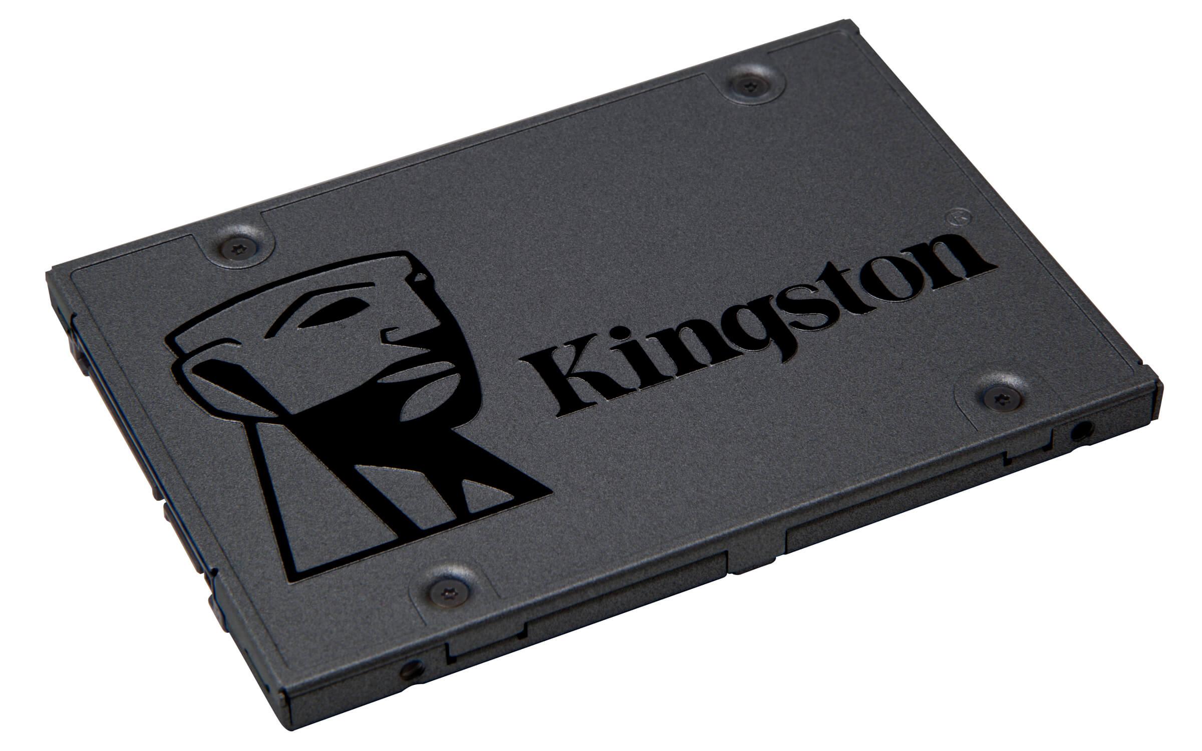 Disco Solido SSD 480 Gb Kingston Sata III A400