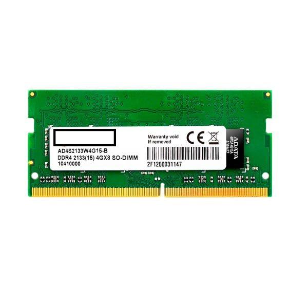 Memoria Ram Notebook Sodimm DDR4 4Gb 2400Mhz Kingston
