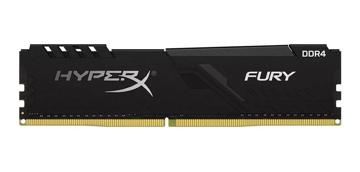 Memoria Ram DDR4 8Gb 2666Mhz Hyperx FURY