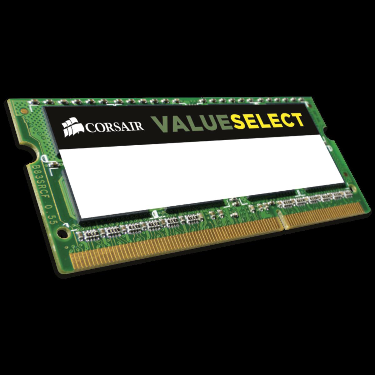 Memoria Ram Notebook Ddr3 8G 1600Mhz Corsair Valueselect