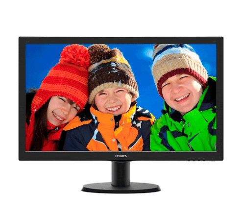 Monitor 24 Led Philips 243V5LHSB/55 HDMI