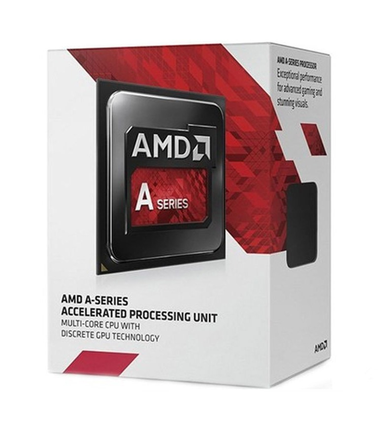 Microprocesador AMD APU A6 7480 3.9Ghz FM2+