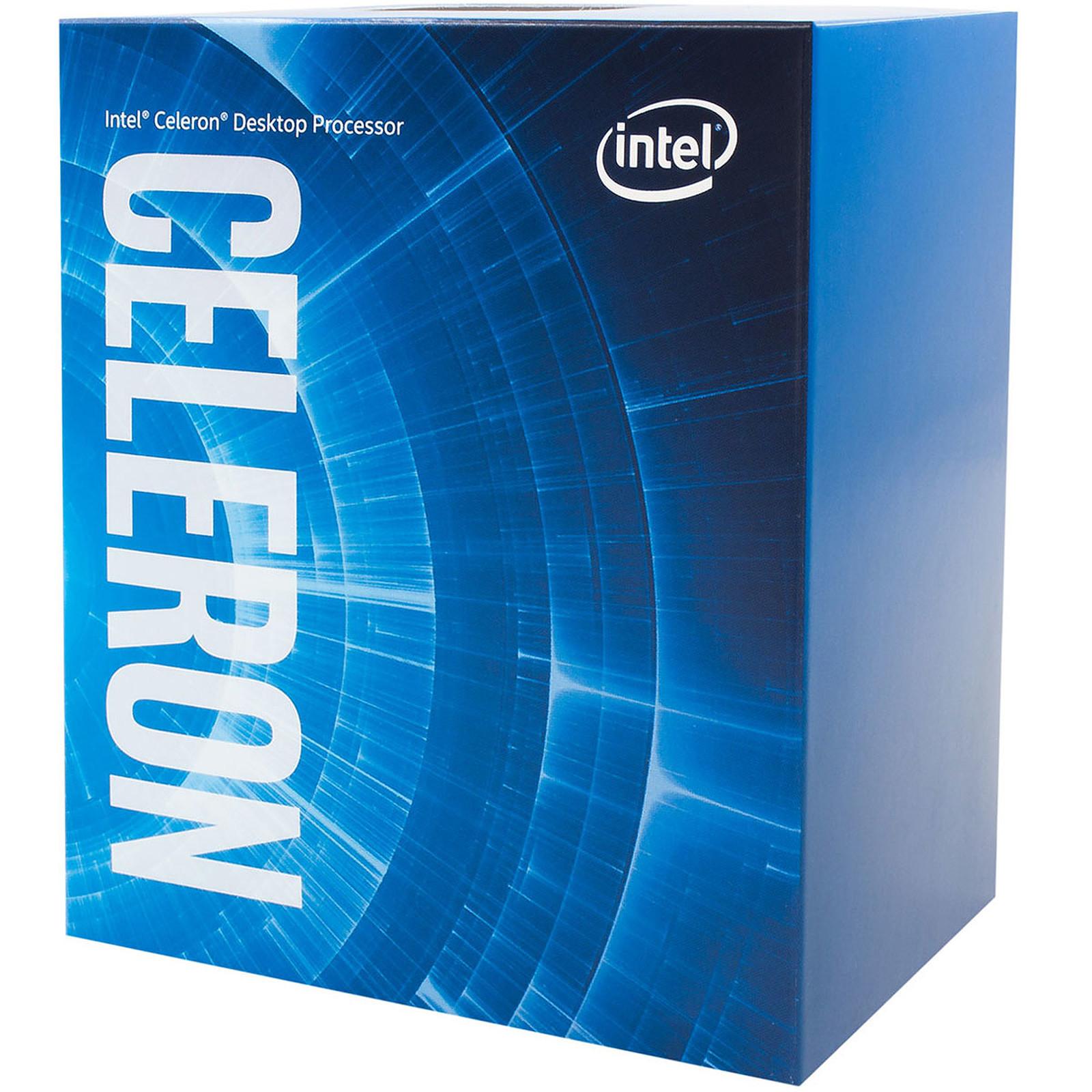 Microprocesador Intel Celeron G4930 2/2 3.20GHZ 2MB 1151