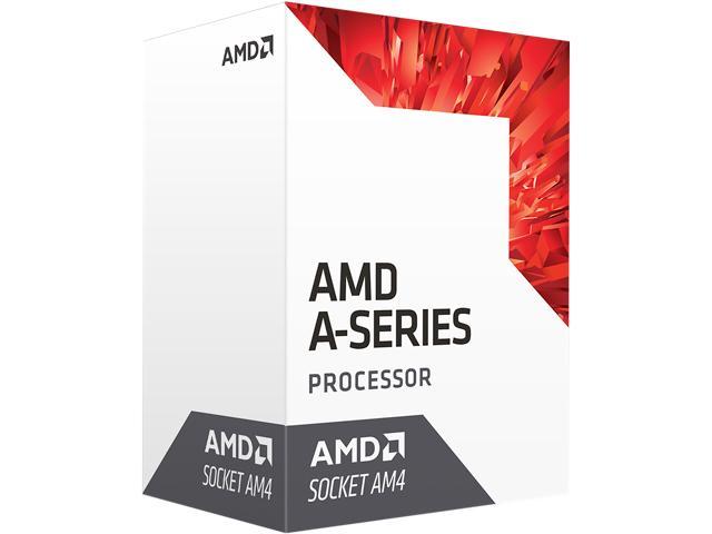 Microprocesador Amd A8 9600 3.4ghz AM4