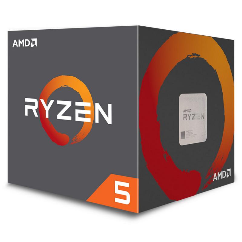 Microprocesador AMD Ryzen 5 2600 3.9Ghz AM4 C/COOLER S/GRAPHICS