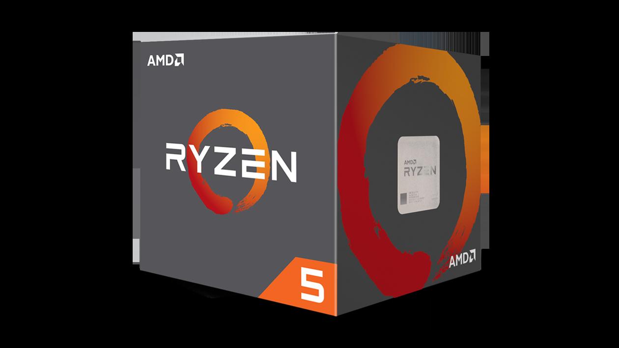 Microprocesador AMD Ryzen 5 2600X 4.2Ghz AM4 C/COOLER S/GRAPHICS