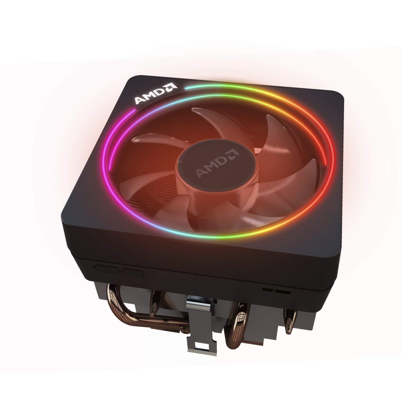 Microprocesador AMD Ryzen 9 3900X 4.6Ghz Wraith Prism RGB S/G ZEN2 AM4