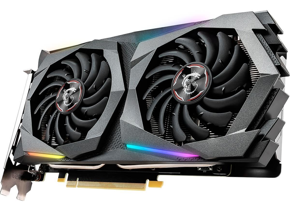 Placa de Video MSI Nvidia Geforce GTX 1660 Super Gaming X 6G