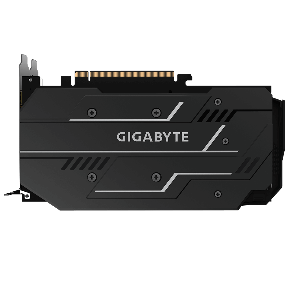 Placa de Video Gigabyte Ati Radeon RX 5600 XT Windforce 6G