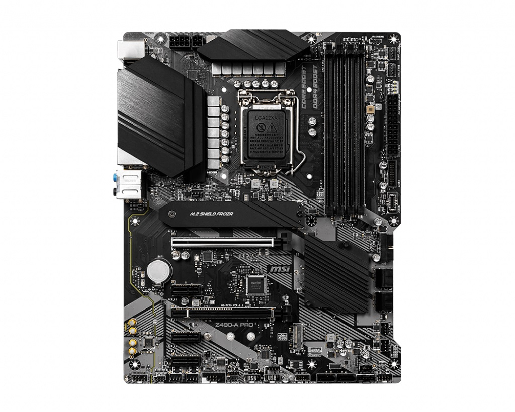 Motherboard Msi Z490-A-Pro S1200