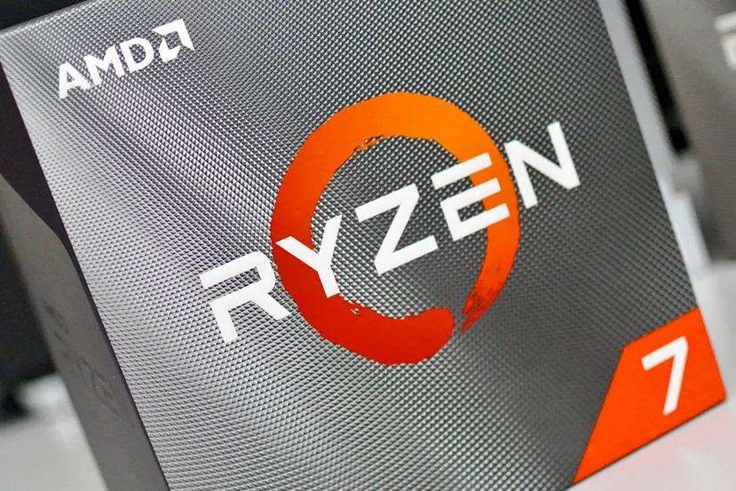 Microprocesador AMD Ryzen 7 3800XT 8/16 4,7Ghz S/G AM4