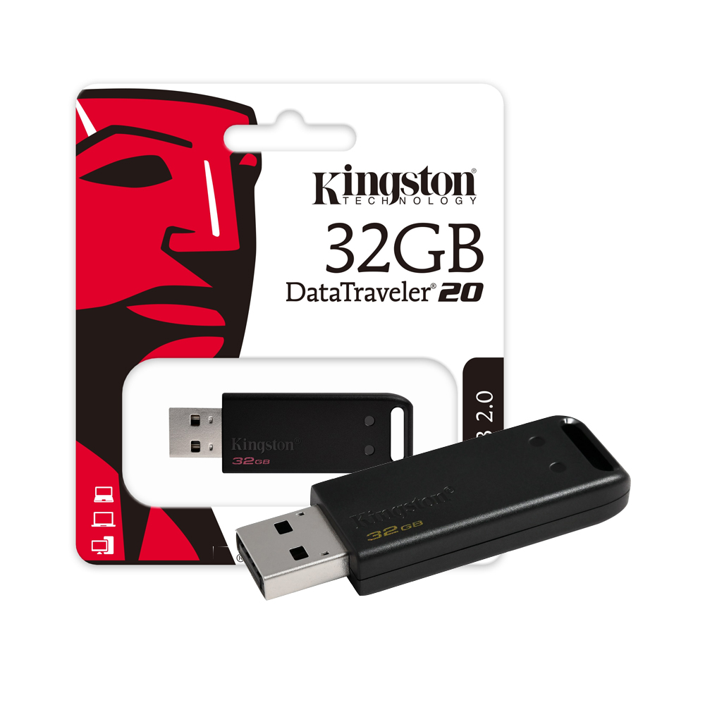 Pendrive 32gb Kingston DT20
