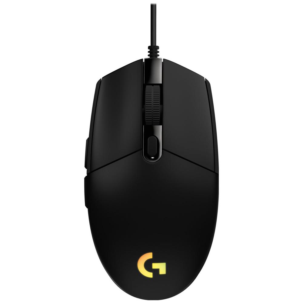 Mouse Logitech G203 Lightsync Black RGB