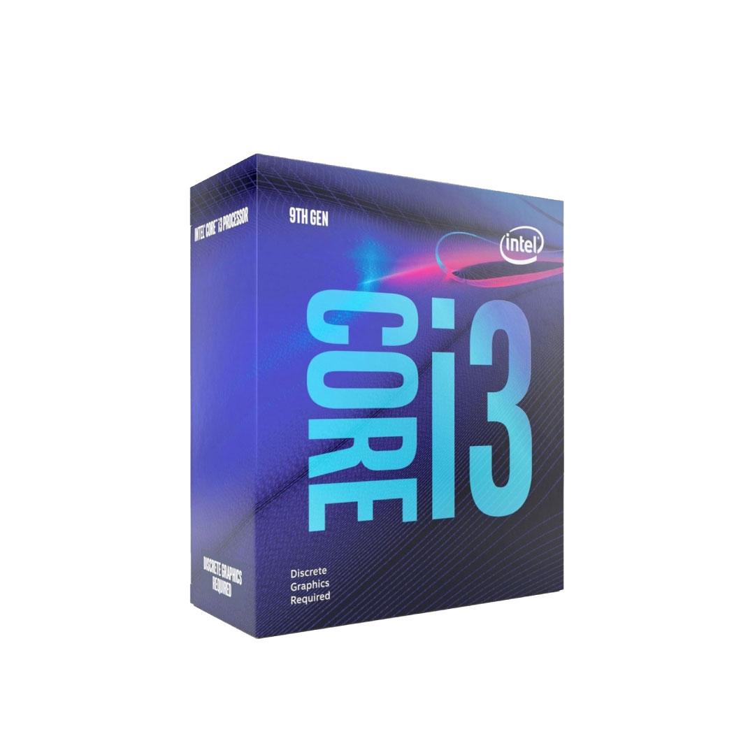 Microprocesador Intel Core i3 9100F CoffeeLake 4.2Ghz 4/4 6Mb 1151