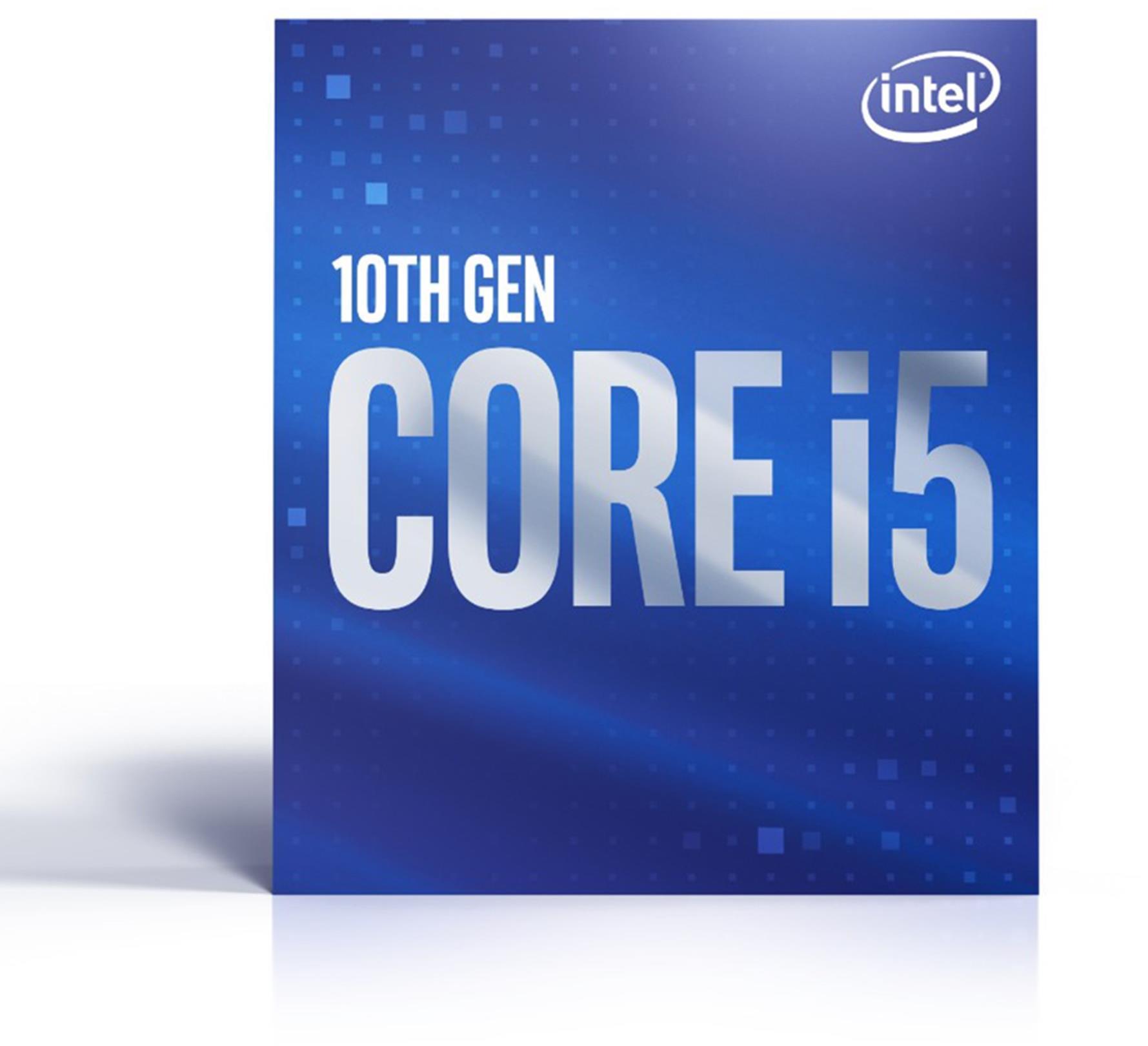Microprocesador Intel Core I5 10400F Cometlake 6/12 4.3Ghz 12Mb S1200