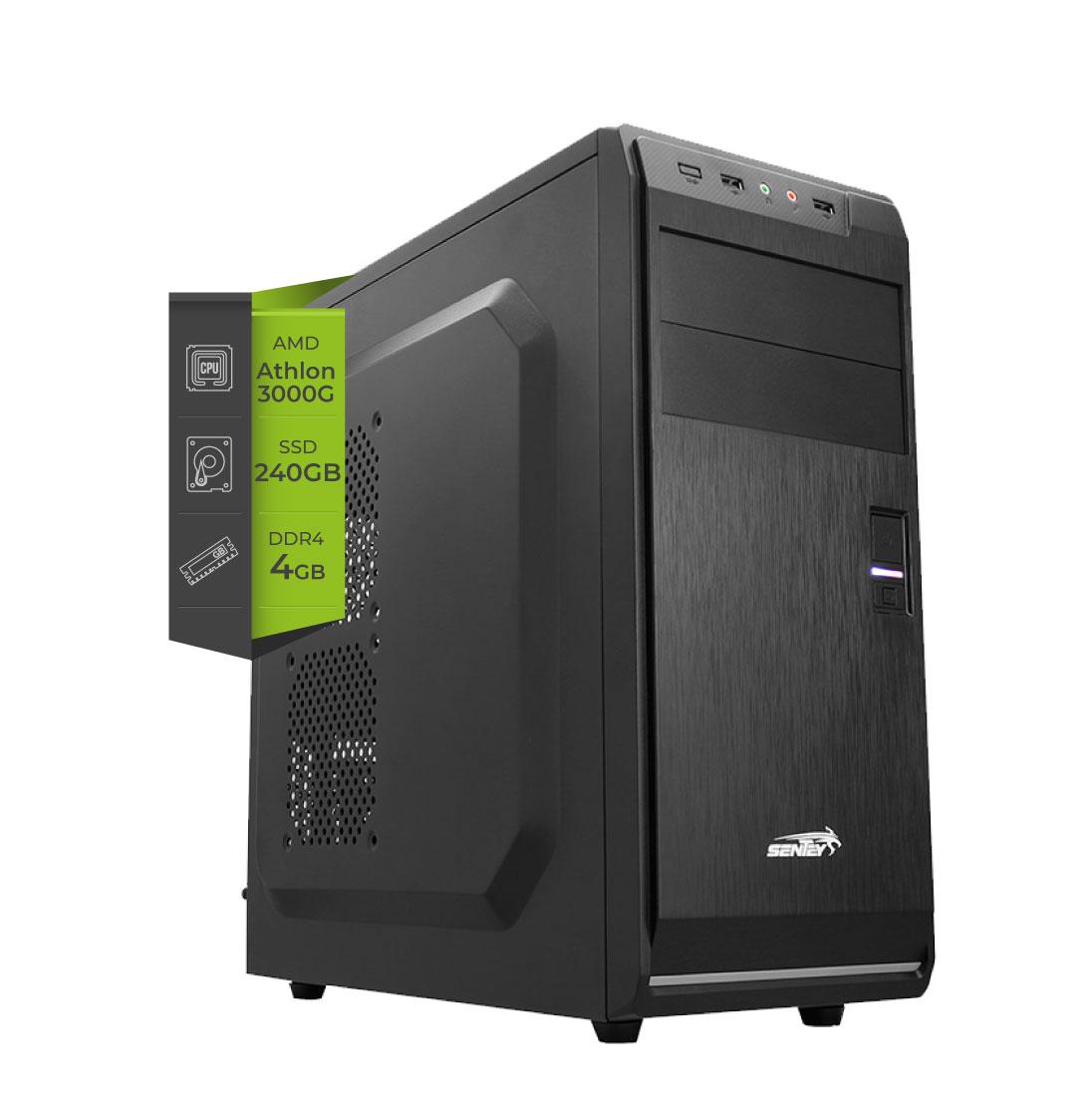 Pc Amd Athlon 320GE SSD 240Gb