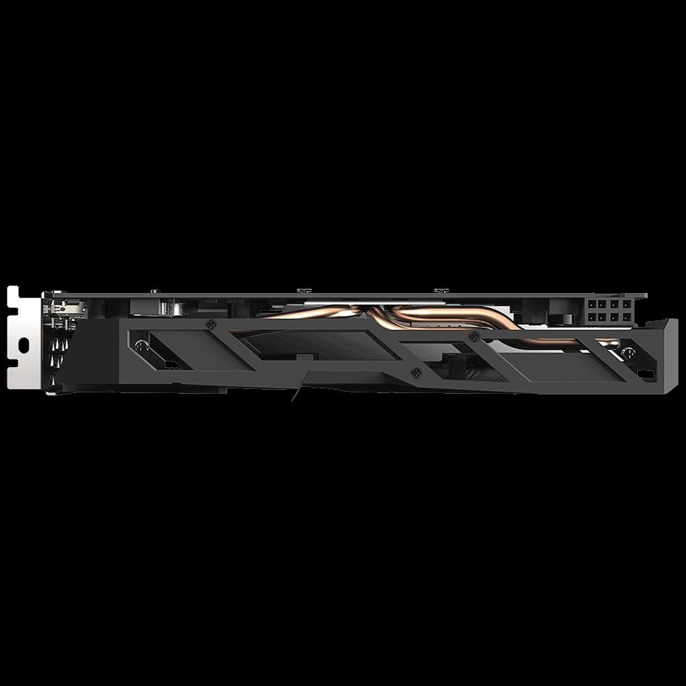 Placa de Video Gigabyte ATI Radeon RX 580 8G Gaming 8Gb
