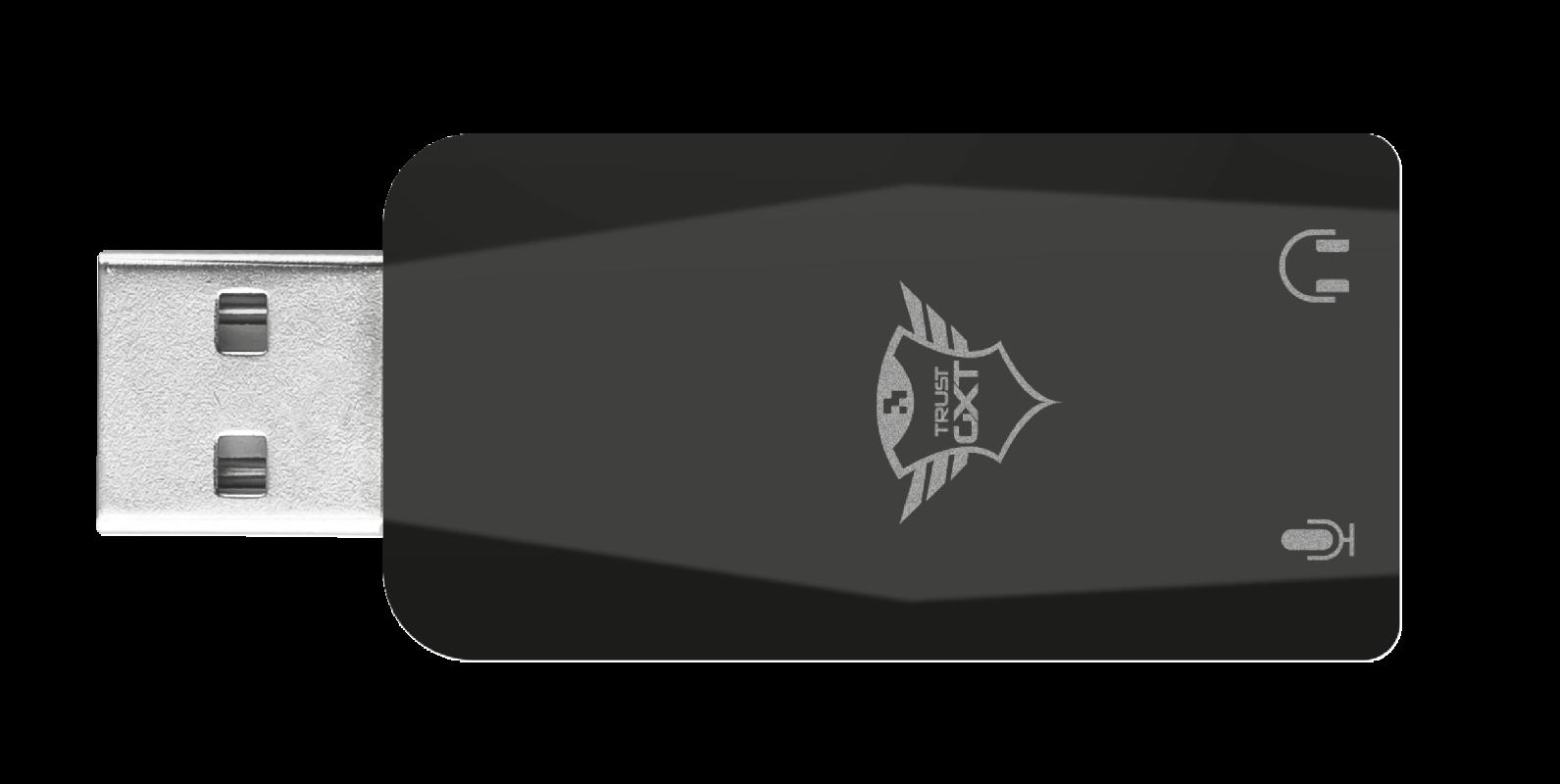 Microfono Trust GXT 212 Usb/ Plug 3.5
