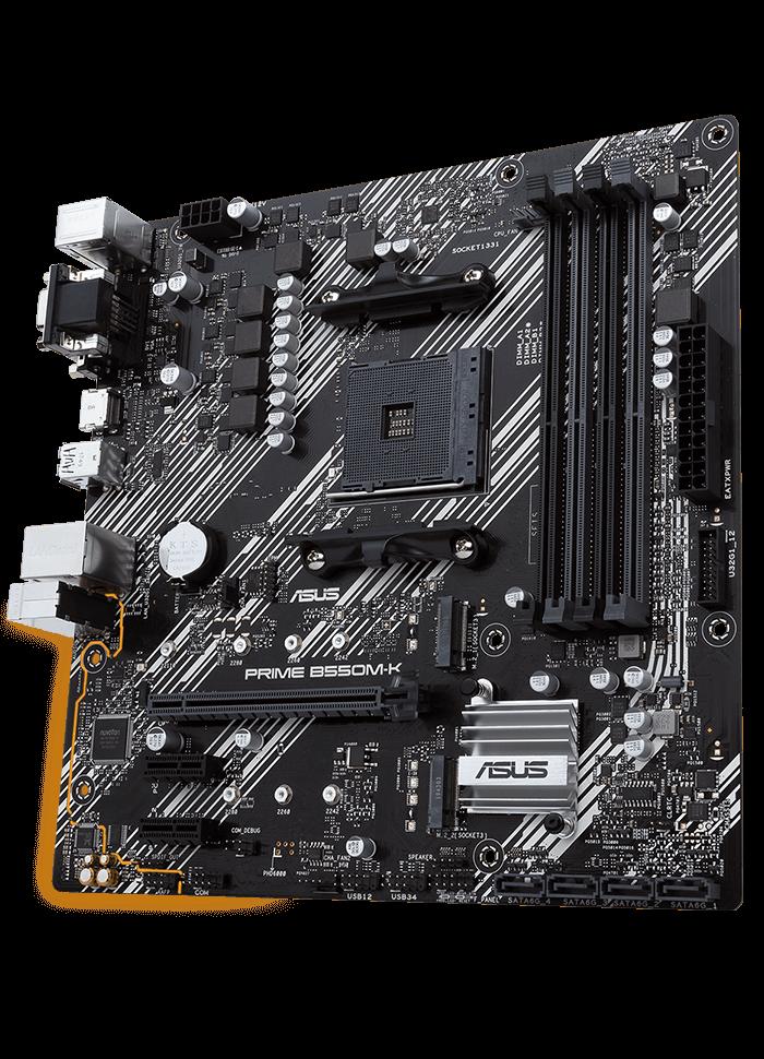Motherboard Asus Prime B550M-K AM4