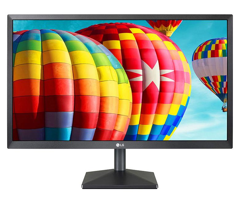 Monitor 22 IPS LG 22MN430H-B Full HD