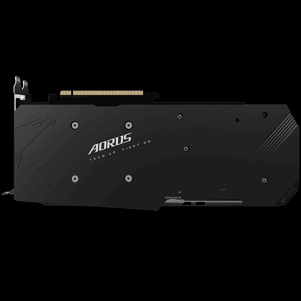 Placa De Video Gigabyte Ati Radeon RX 5700 XT 8Gb Aorus
