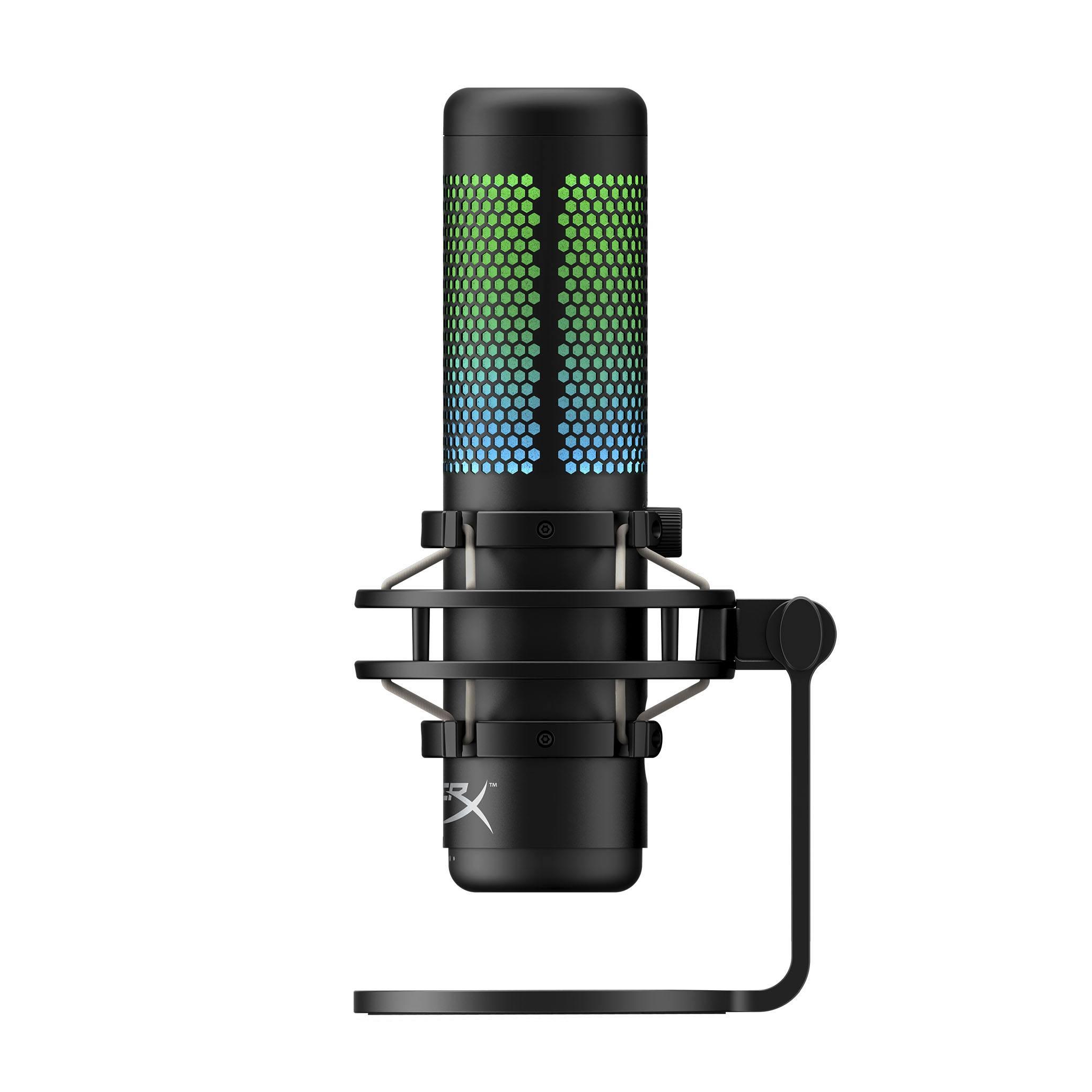 Microfono HyperX Quadcast S PC PS4
