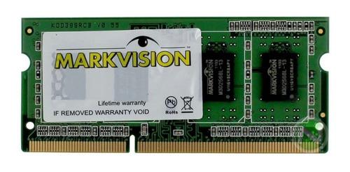 Memoria Ram Notebook DDR4 4Gb 2400Mhz Markvision Bulk