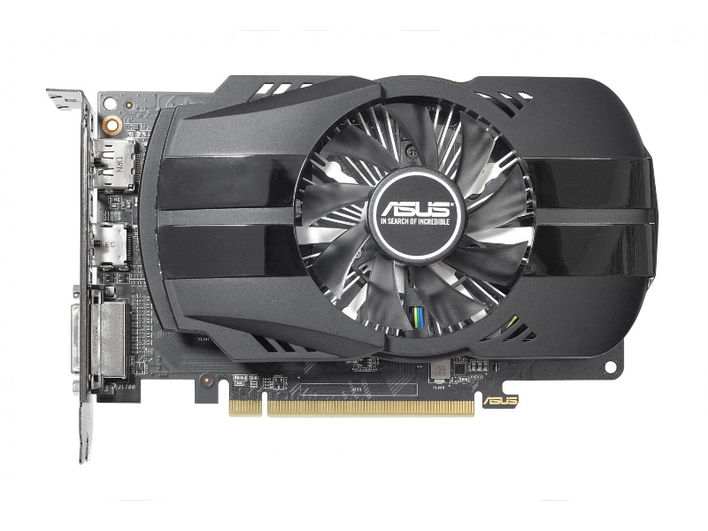 Placa de Video Asus Radeon Rx 550 Phoenix Evo 4G
