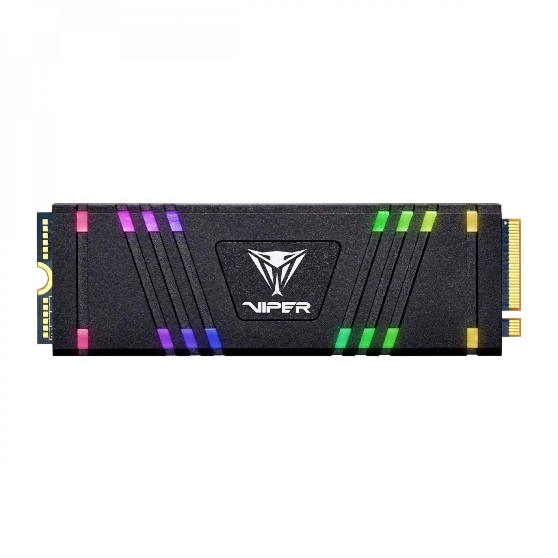 Disco Solido Ssd 1Tb Patriot M2 2280 Nvme VPR100 RGB 3300MB/S