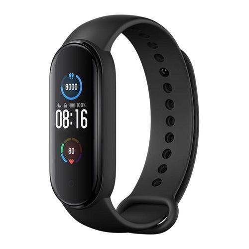 Reloj Smartwatch Xiaomi Mi Band 5 Black