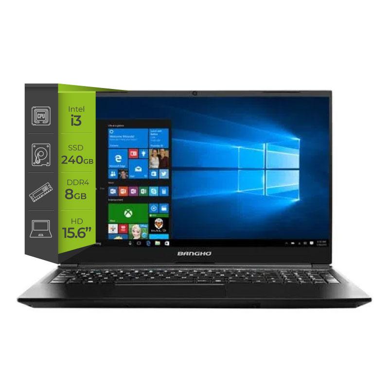 Notebook Bangho Max L5 i3 1005G1 SSD 240GB 8Gb 15.6